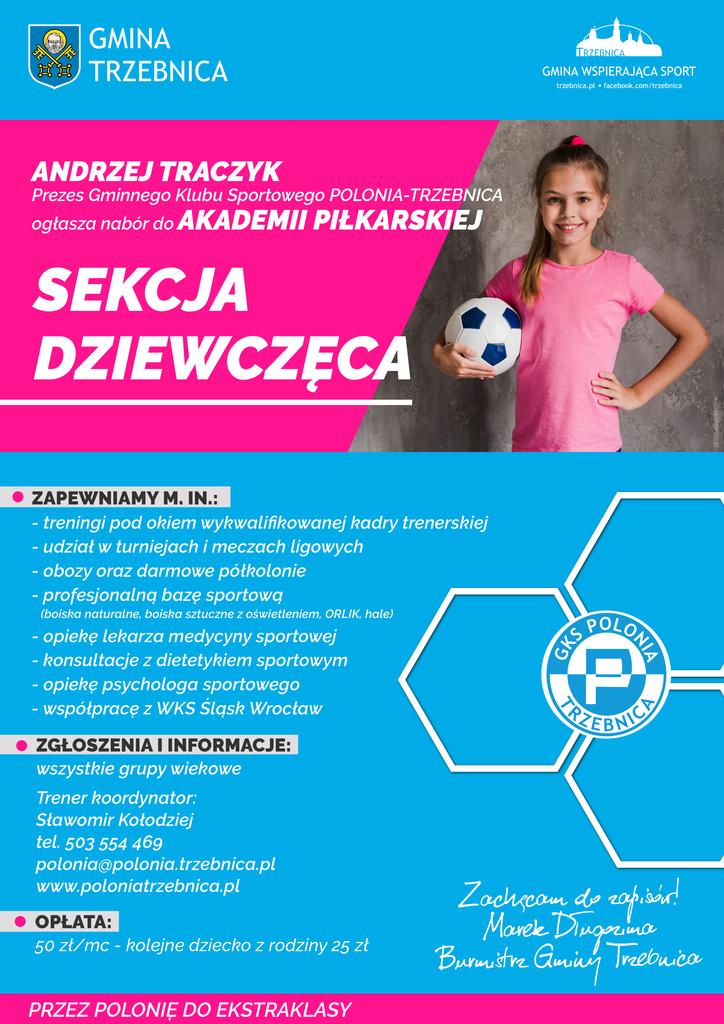 PLAKAT Poloniabnabór do drużyny 2019 dziewczyny-01.jpeg